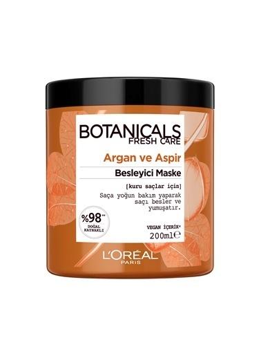 L'Oréal Paris Botanicals Fresh Care Aspir Besleyici Terapi Maske 200 Ml Renksiz